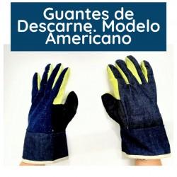 GUANTES DE DESCARNE MODELO AMERICANO