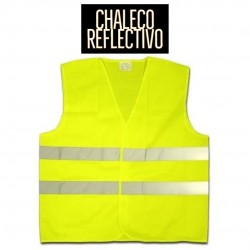CHALECO REFLECTIVO