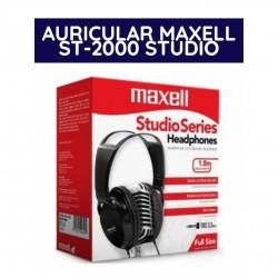 AURICULAR MAXELL ST-2000 STUDIO