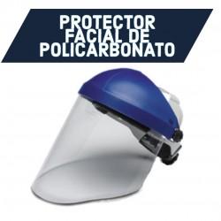 PROTECTOR FACIAL DE POLICARBONATO