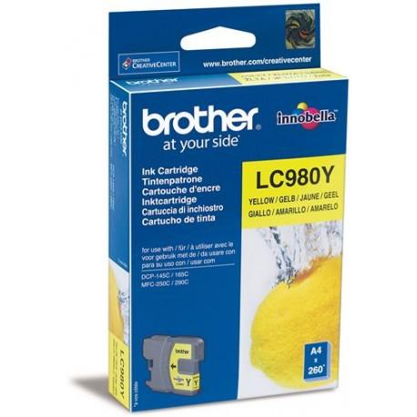 CARTUCHO TINTA BROTHER LC 980 COLOR