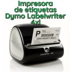 IMPRESORA DE ETIQUETAS DYMO 4XL