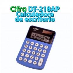 Cifra DT-218AP Calculadora de escritorio