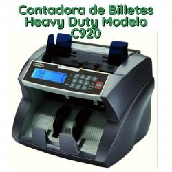 CONTADORA DE BILLETES DASA C920