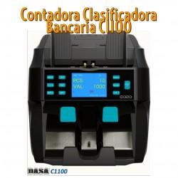 CONTADORA y CLASIFICADORA DE BILLETES DASA C1100