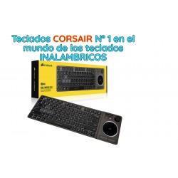 TECLADO GAMER CORSAIR K83 WIRELESS SPANISH